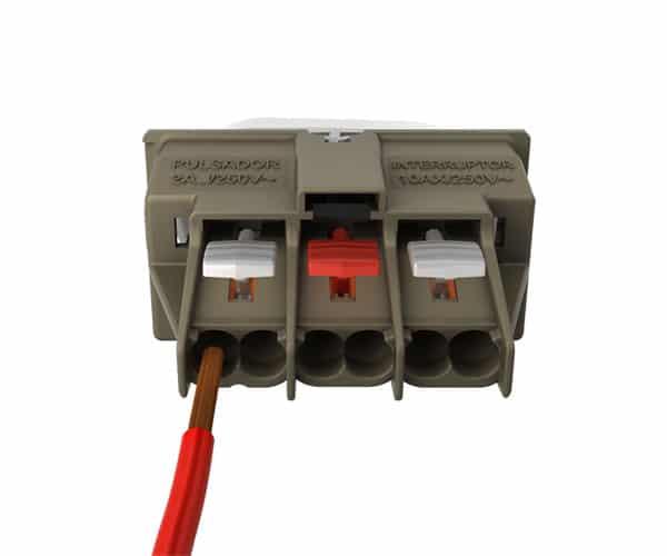 Borne automático de conexão rápida Nereya - Pial Legrand