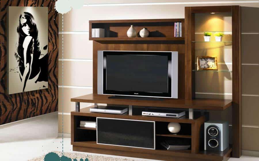 Estantes: como escolher a estante para cada ambiente de sua casa