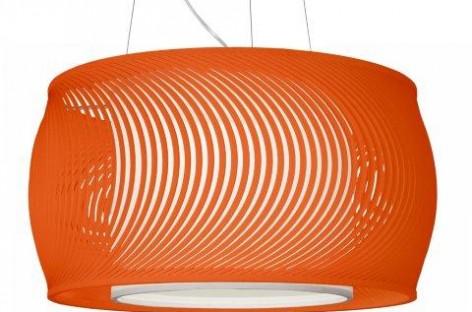 Luminária eólica, foi premiada com menção honrosa no 26º Prêmio Design MBC