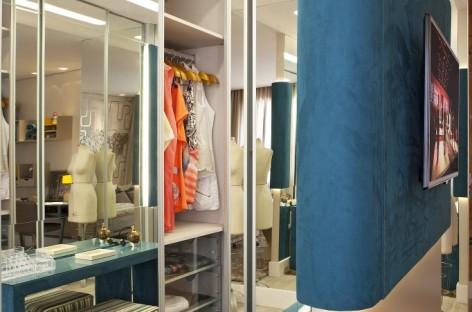 Móveis em couro ficam sofisticados e especiais. Confira!