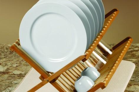 Tapete para louça é acessório funcional que garante estilo para a cozinha
