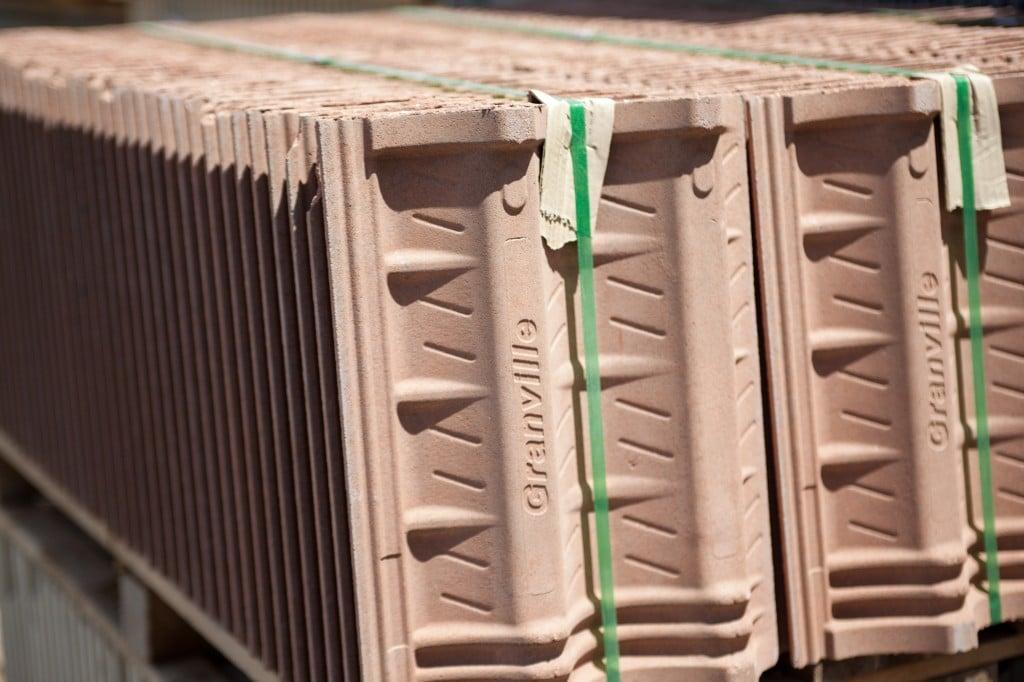 Telhas de concreto Granville