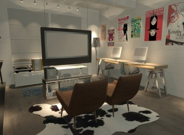 Design de interiores: estudante ganha prêmio nacional com projeto de loft