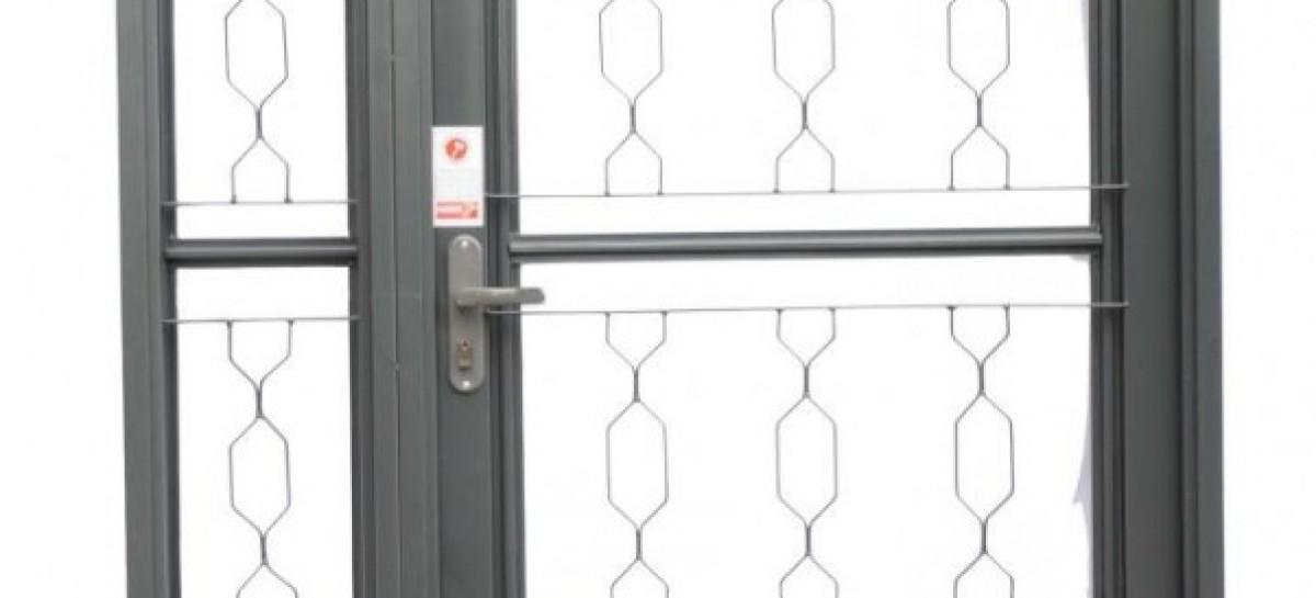 Portas e janelas de ferro