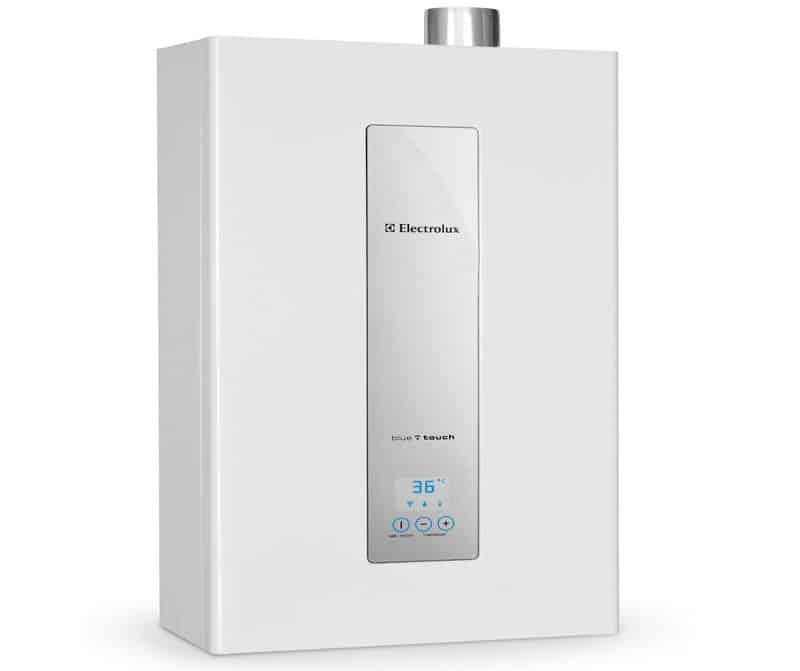 Há variados modelos de aquecedores de água no mercado, por isso é bom avaliar qual é o melhor para seu caso. (Foto: Divulgação)