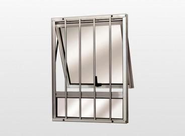 Como conservar portas e janelas de alumínio