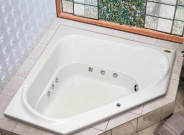 Formatos de banheiras