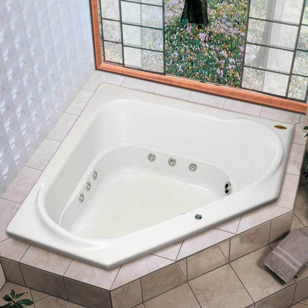 Formatos de banheiras Reforma Fácil #90533B 1024x1024 Banheiro Com Banheira De Canto