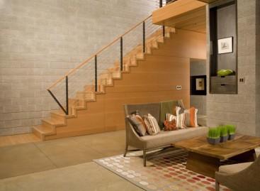 Escada reta: saiba mais sobre esse modelo!