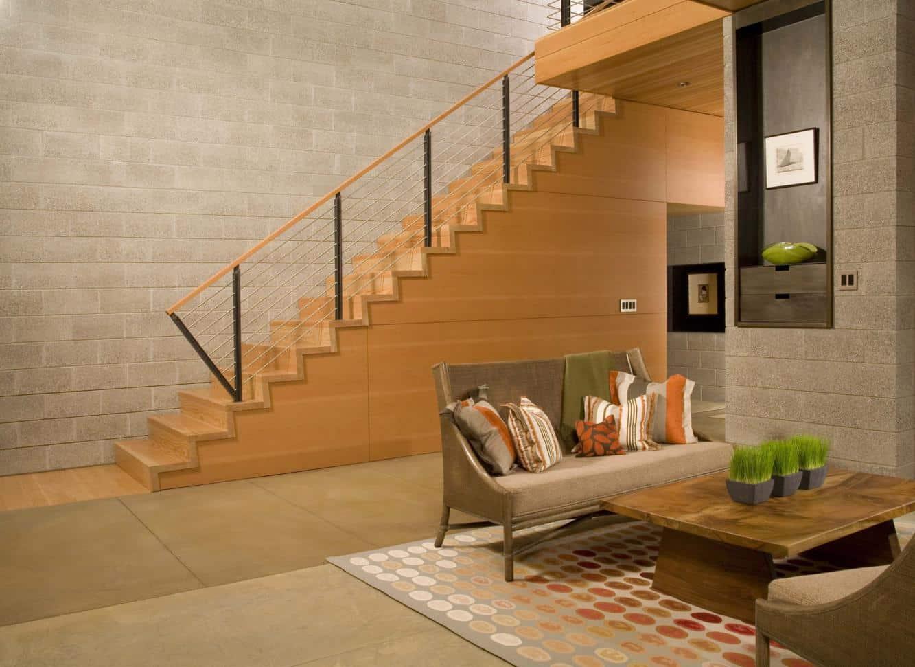 Muito Escada reta: saiba mais sobre esse modelo! - Reforma Fácil BZ04