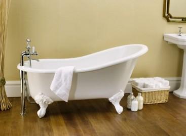 Tipos de banheiras