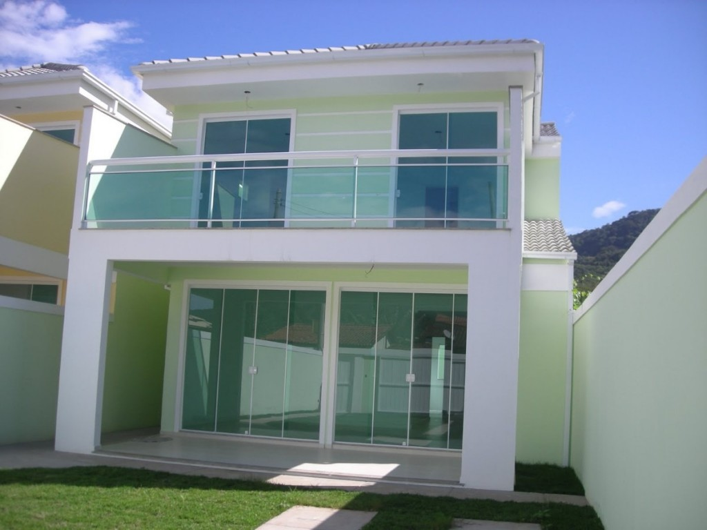 #2B4AA0 Portas e janelas de vidro (Foto: Divulgação) 216 Janelas De Vidro P Quarto
