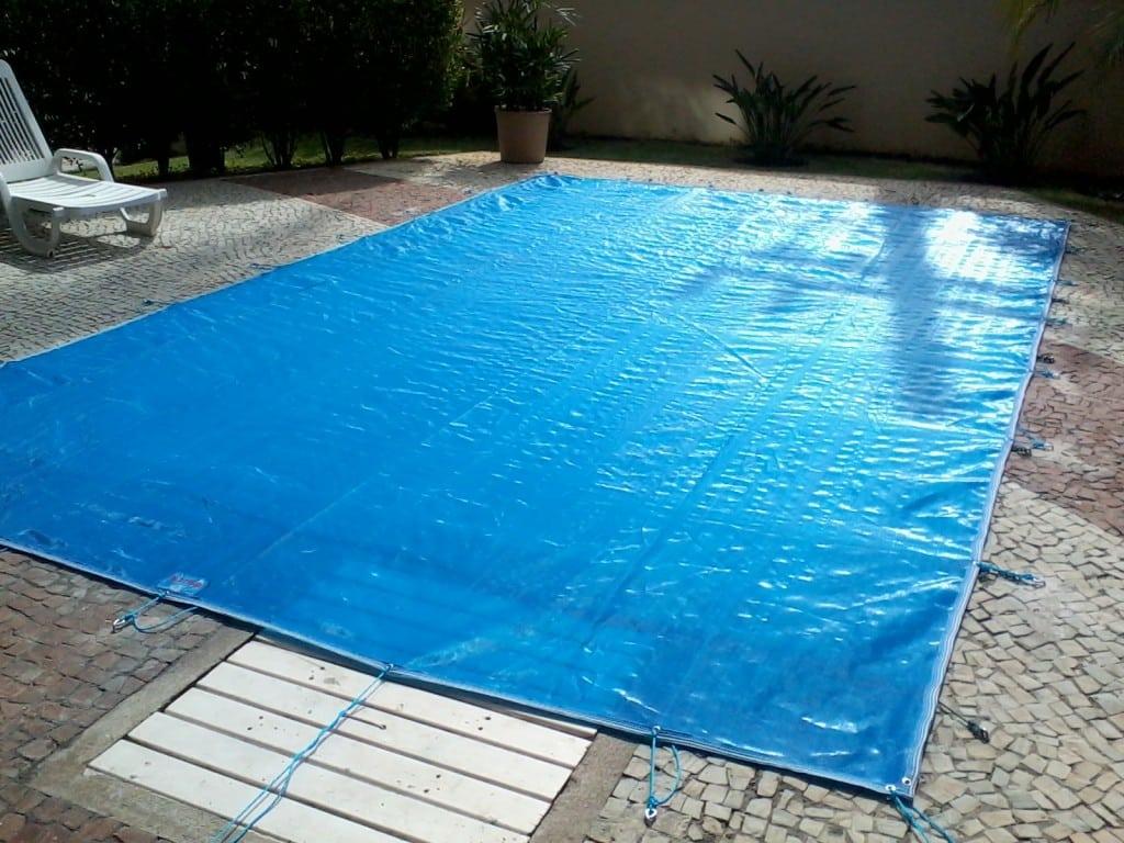 Capas para piscinas veja modelos e dicas reforma f cil - Piscinas de montar ...