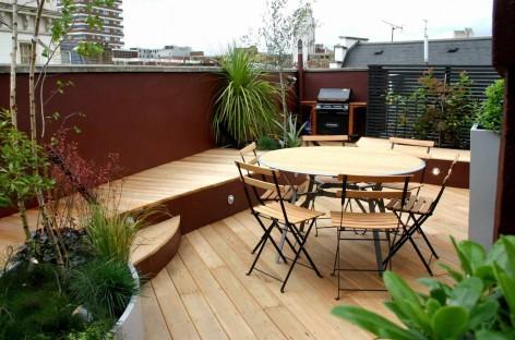 O que é um terraço?