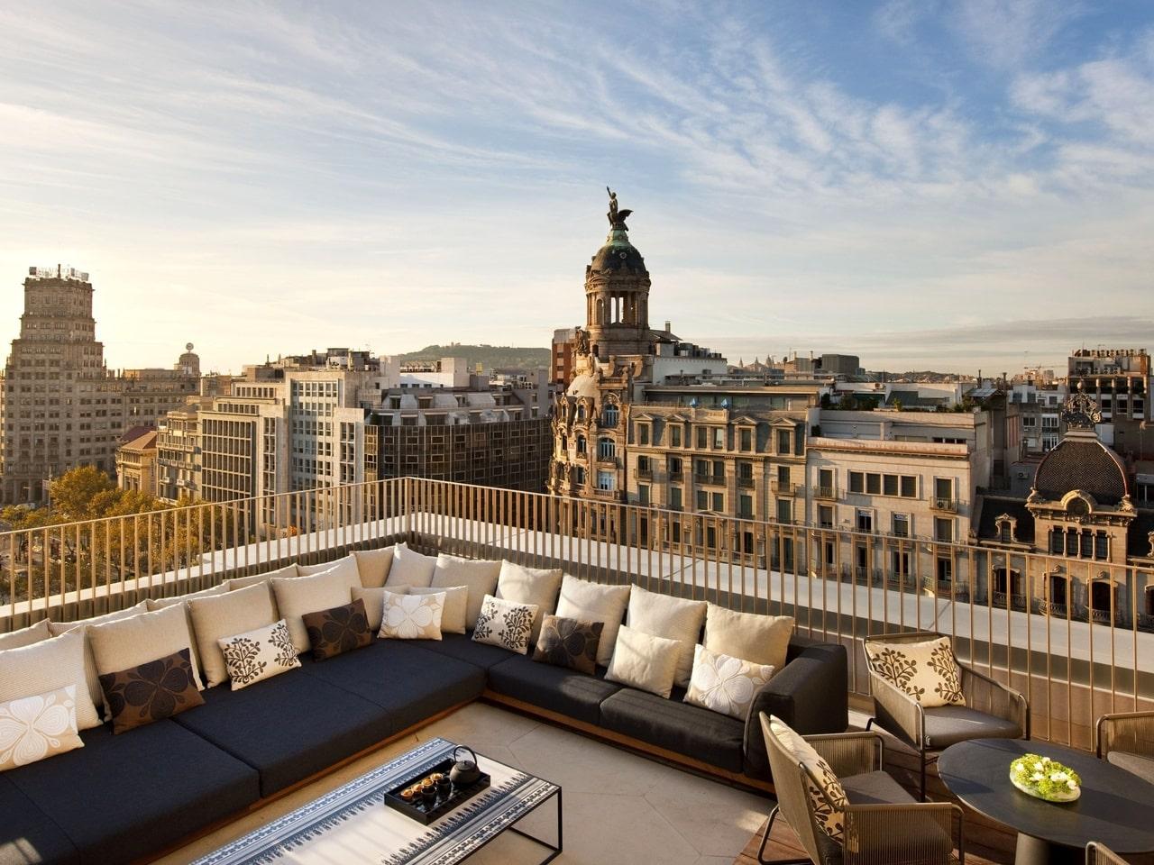 O terraço permite variada spossibilidades estéticas e funcionais (Foto: Divulgação)