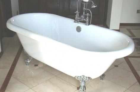 Banheiras Vitorianas