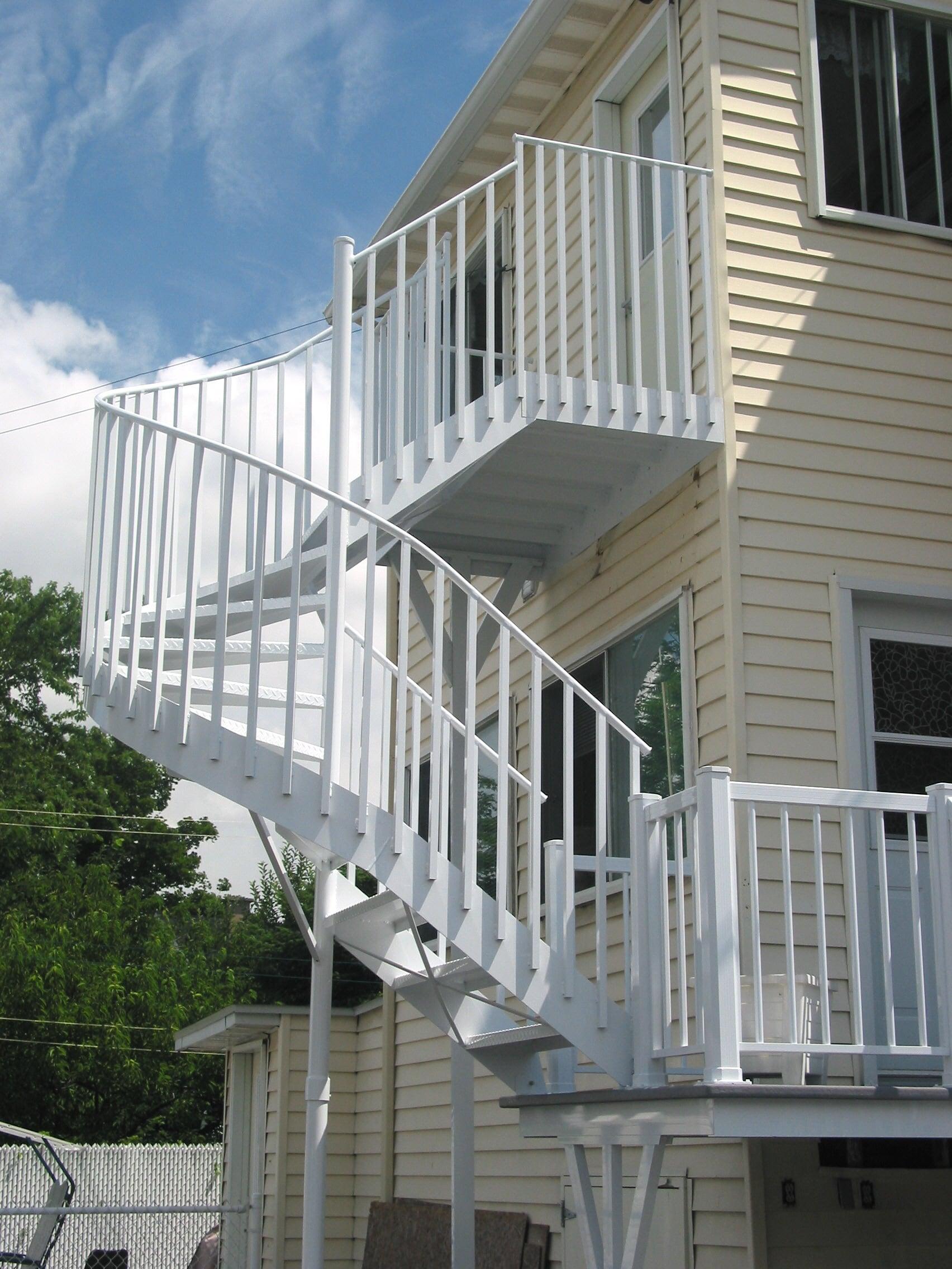 Escada de Alumínio: conheça as vantagens. (Foto:Divulgação)