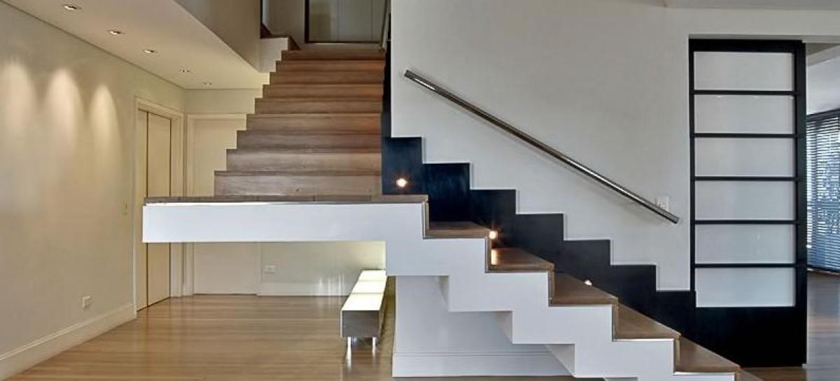 Escada concreto