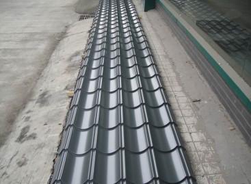 Telhas de aço, confira as vantagens desse tipo de telha!