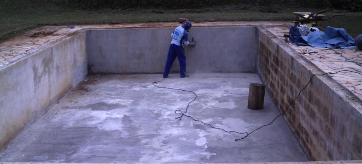 Como fazer uma piscina