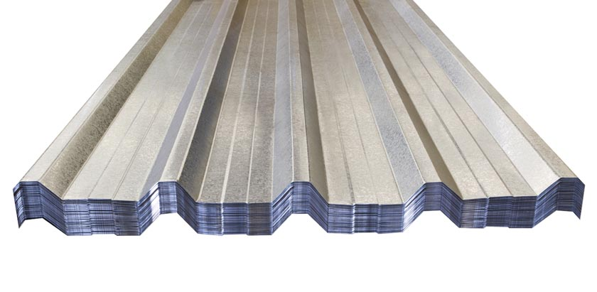 Telhas de alumínio (Foto: Divulgação)