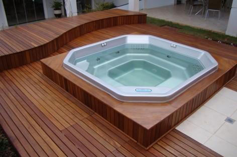 Banheira SPA e banheira de hidromassagem: qual a diferença?