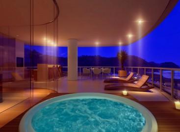 Banheira SPA ou piscina de cobertura, quais as vantagens de cada uma