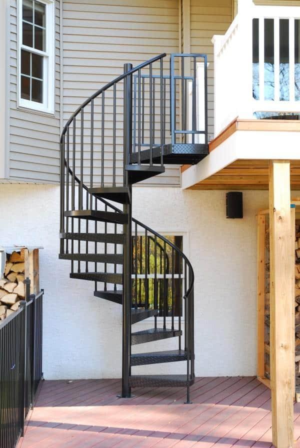 Escada de alumínio (Foto:Divulgação)