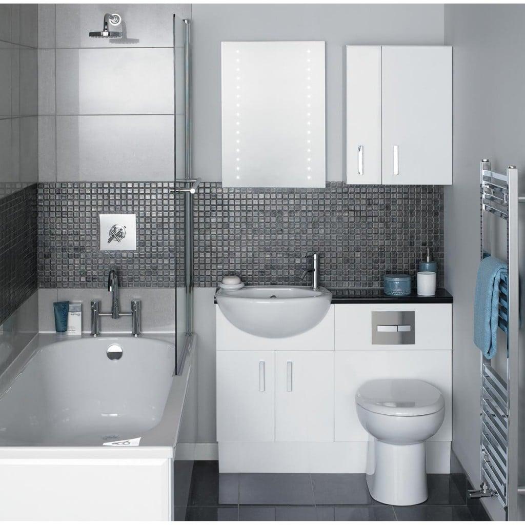 Banheira pequena para apartamento