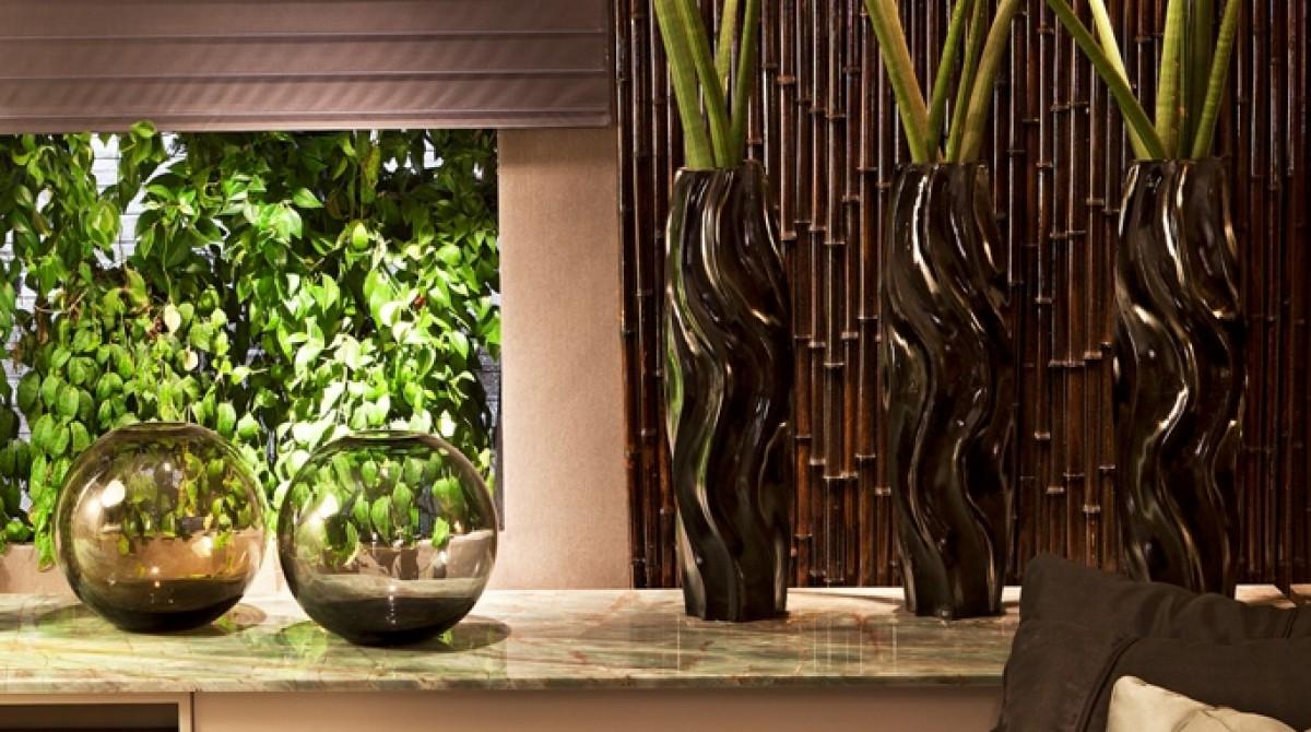 Verde esmeralda: a cor do ano utilizada na arquitetura!