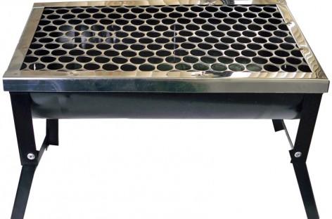 Churrasqueira de metal: vantagens e modelos