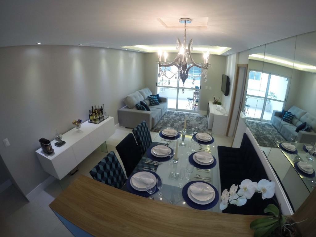 Apartamento Jovem, Bonito e Elegante, por Mendonça Pinheiro Interiores