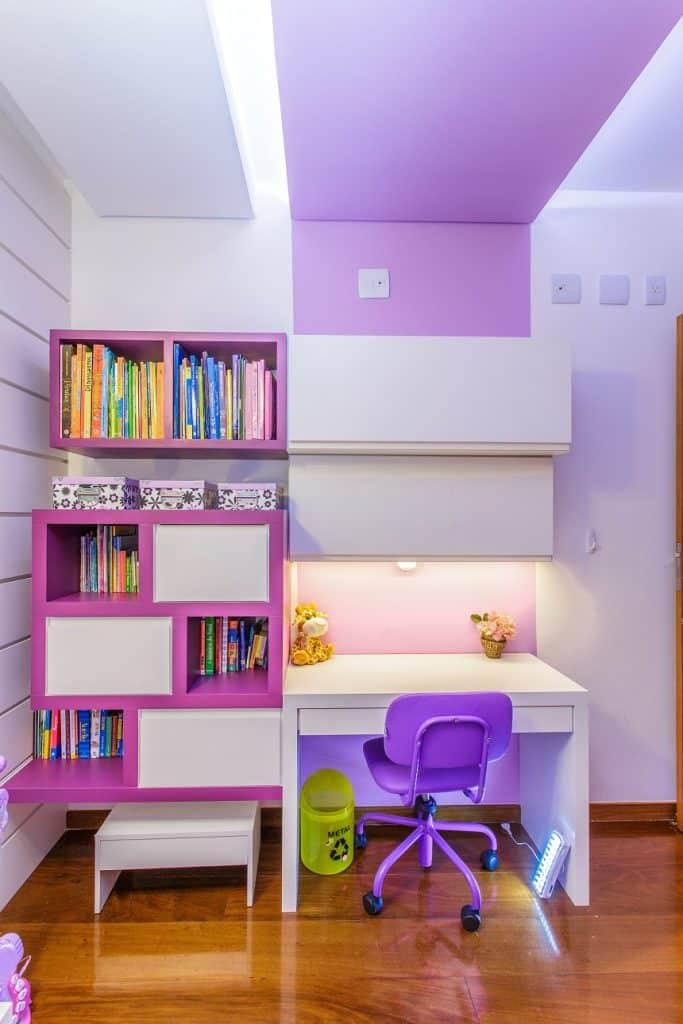 Decoração, Ambiente favorece o gosto pela leitura