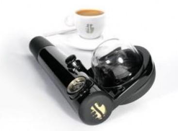 Handpresso, café expresso em qualquer lugar,a qualquer hora!
