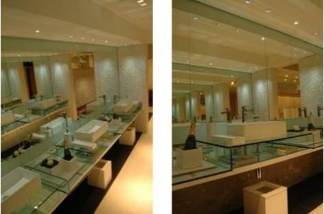 Projeto de Banheiro por Ana Paula Faria
