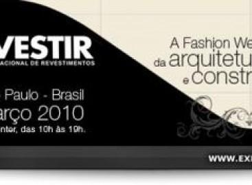 Design Contemporâneo na Expo Revestir 2010