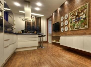Beleza, Durabilidade e Responsabilidade Ambiental; Opte por piso em PVC