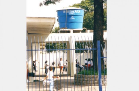 Caixa D'Água Autolimpante