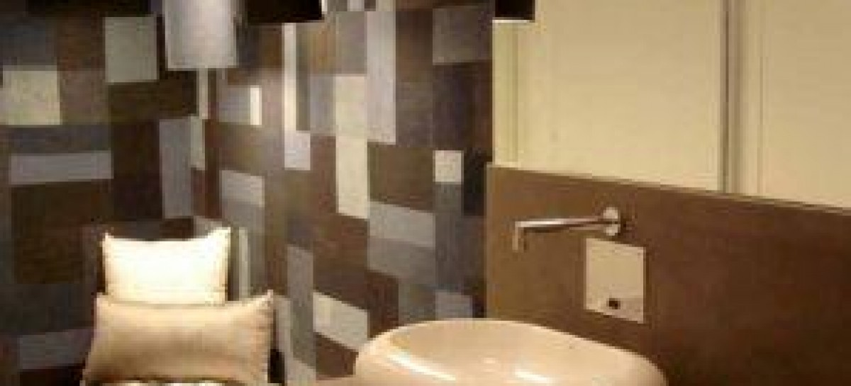 Casa Cor 2010: banheiro público feminino