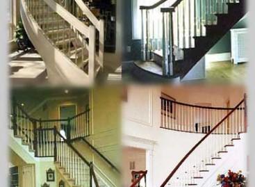Feng Shui; Cuidado com Escadas
