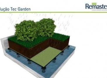 Jardins sobre a laje