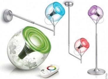 Iluminação de última geração com o LivingColors