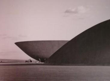 Obra fotográfica sobre Brasília