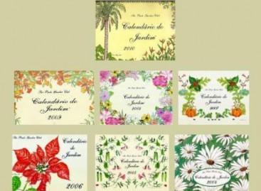 Calendário da jardinagem
