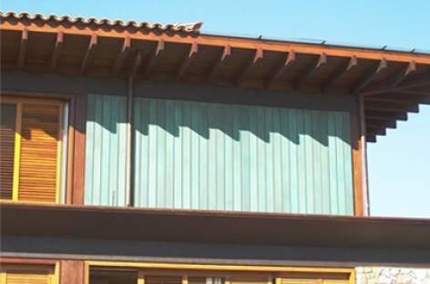 Revestimento LB 30 para fachadas