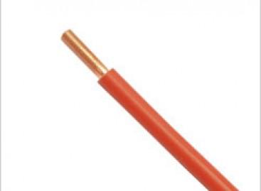 Fios de cobre para instalações elétricas