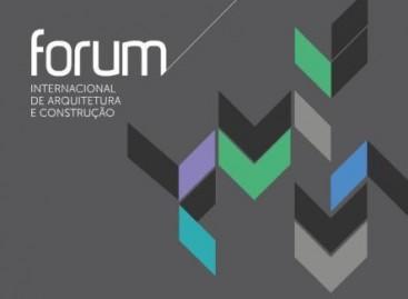 9º Fórum Internacional de Arquitetura e Construção