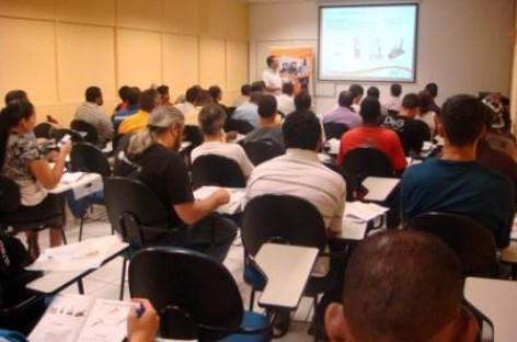 Treinamento sobre segurança nas instalações elétricas