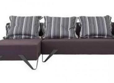 Um sofá-cama diferente