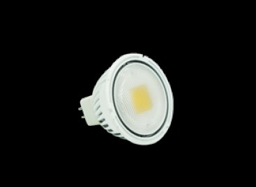Lâmpada MR-16 com um único LED